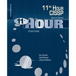 Eleventh Hour CISSP, Seco Livre en Ligne - Telecharger Ebook