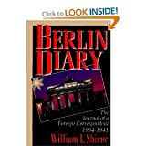 Berlin diary;: The journal of a foreign correspondent, 1934-1941