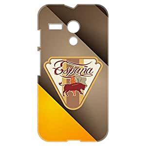 a AND b Designer Printed Mobile Back Cover / Back Case For Motorola Moto G (Moto_G_3D_933)