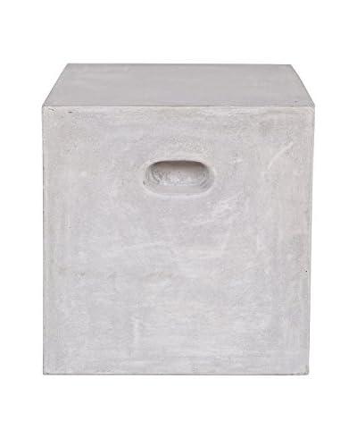 Unico Tavolino Stone Grigio Chiaro