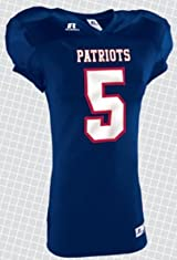 Russell Athletic S05SMMK Stretch Mesh Adult Football Game Jersey (Call 1-800-327-0074 to order)