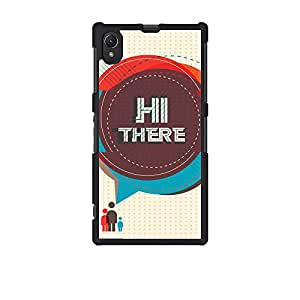 Hi There Case for Sony Xperia Z1