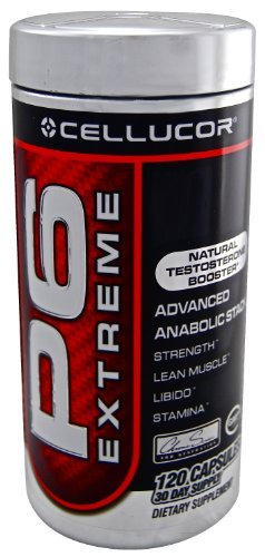 Cellucor P6 Extreme 120 Capsules New