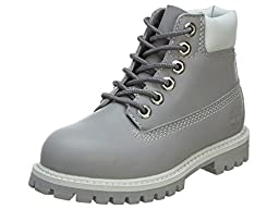 Timberland T 6 Clsc Bt Af Toddlers Style: 12864-GREY Size: 5