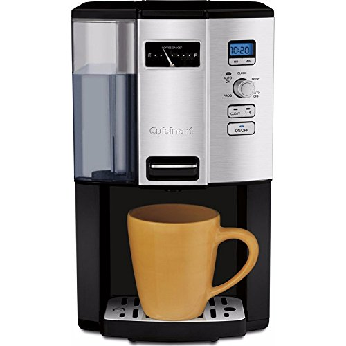 Cuisinart DCC-3000FR 12 Cup Coffee on Demand Programmable Coffee Maker (Certified Refurbished)