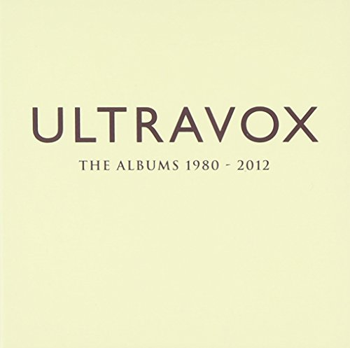 Ultravox - The Albums 1980-2012 - Zortam Music