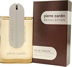 Pierre Cardin Revelation by Pierre Cardin For Men. Eau De Toilette Spray 2.5-Ounces