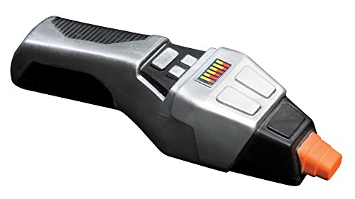 R8767 Star Trek Phaser Silver