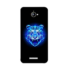 Phone Candy Designer Back Cover with direct 3D sublimation printing for Dazen Note 3 Lite