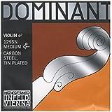 トマスティーク ヴァイオリン弦  ドミナント E線 ボールエンド4/4 ミディアムテンション スズメッキ 129SN