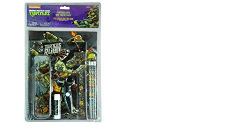 Ninja Turtles 11pc Stationery