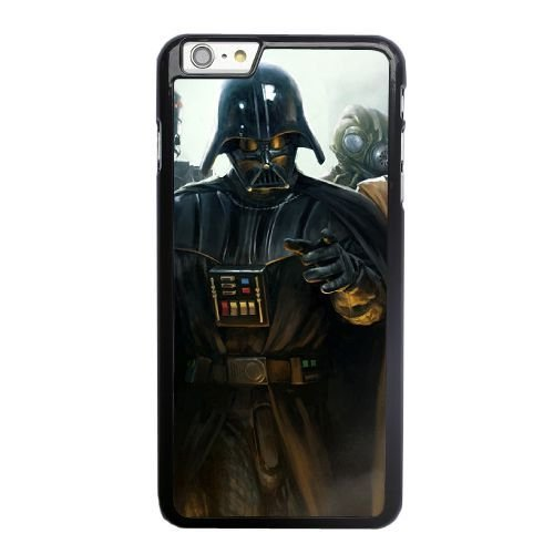 Grouden R Create and Design Phone Case,Darth Vader Boba Fett Bossk (Star Wars) Cell Phone Case for iPhone 6 6S 4.7 inch Black + 1*Touch Stylus Pen (Free) GHL-6128802