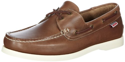 Aigle Men's America 2 Lace-Up Flats Brown Marron (Stone) 6 (40 EU)