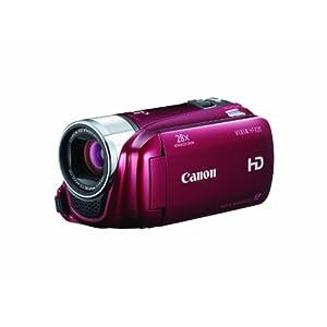 Canon VIXIA HF R20 Red