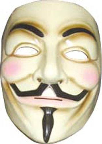 Maschera V per Vendetta - 4418