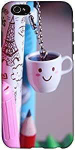 Snoogg Smile cups Hard Back Case Cover Shield For Apple Iphone 6 S + / 6s Plus