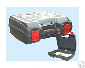 Cassetta valigia porta trapano con organizer - Valigia porta vinili ...