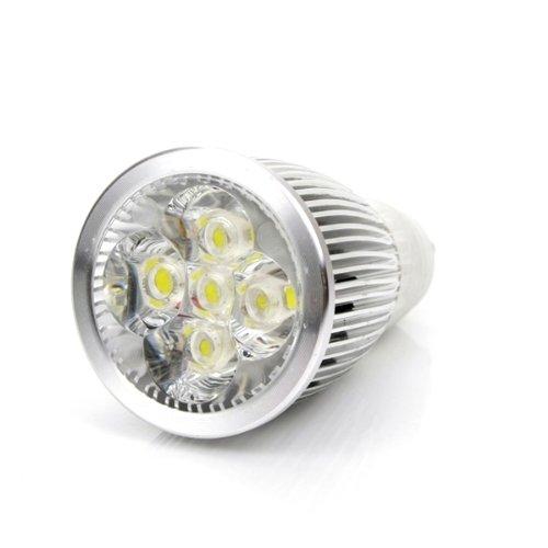 Led Ceiling Light Spot Bulb Lamp 5W Warm White 3000K 100-240V Gu10
