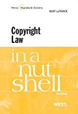 LaFrance's Copyright Law in a Nutshell, 2d