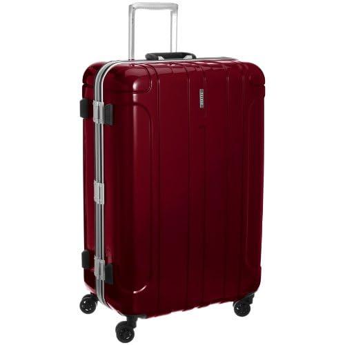 [ピジョール] PUJOLS アルモニー スーツケース 68cm・85リットル・4.8kg(ACE製) 05734 10 (レッド)