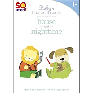 So Smart! Baby's First Word Stories V.1: House; Nighttime