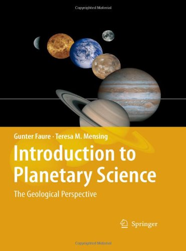Introduction to Planetary Science: The Geological...