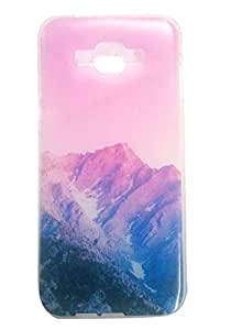 Designer Printed Rubber Back Cover Case For Samsung Galaxy A8 (MultiColor)