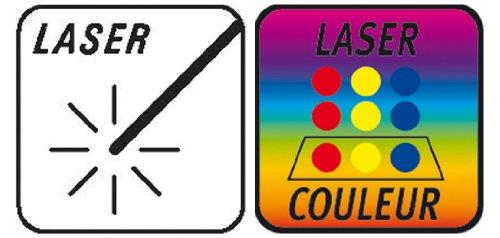 Avery - L7163-100 - 1400 étiquettes d'adressage blanches adhésives personnalisables. 99,1x38,1mm. Impression laser