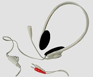 Headset Kopfh?rer Stereo mit Mikrofon und LS-Regler * CD 92 MV von profitec?