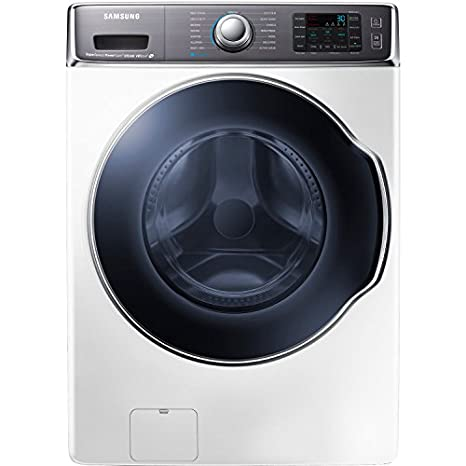 Samsung WF56H9100AW Energy Star 5.6 Cu. Ft. Front-Load Steam Washer