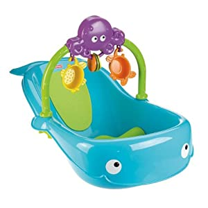 Fisher-Price Infant Whale Bath Tub