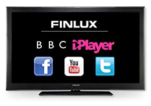 Finlux 32 Inch Smart DLNA Full HD 1080p LED TV Freeview HD PVR Widescreen - 32F8030-T