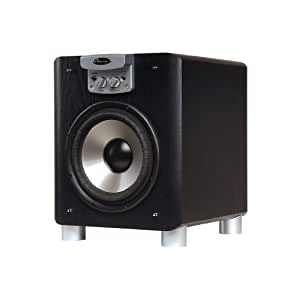 Mirage Omni-S8 8-Inch 400 Watt High-Performance Subwoofer (Discontinued by Manufacturer)