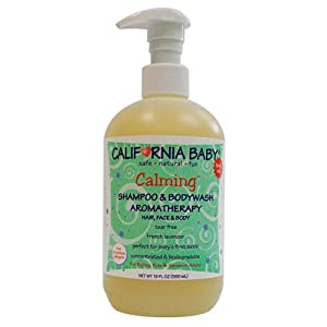 California Baby Shampoo & Bodywash - Calming - 19 oz