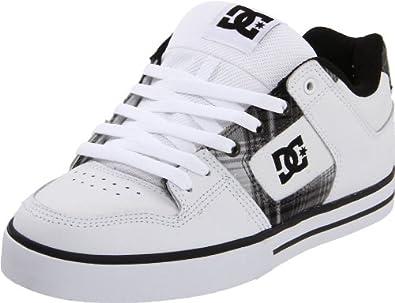 DC Men's Pure XE Lace-Up Fashion Sneaker