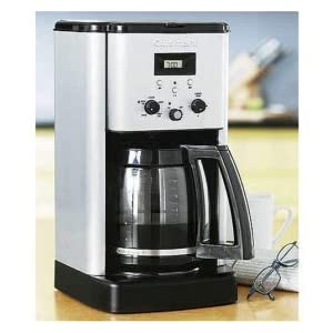 Cuisinart Coffee Maker Charcoal Filter Instructions : cuisinart coffee maker