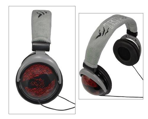 "Divergent Movie ""Tris Tattoo"" Over The Ear Headphones"