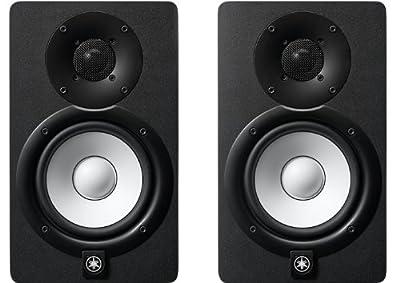 Yamaha HS8 Powered Bi-Amplified Studio Monitor (PAIR) by Yamaha