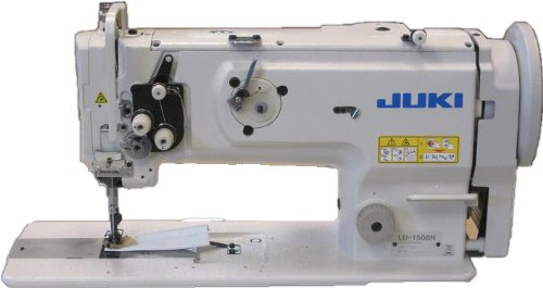 Juki DNU-1508NS Industrial Walking Foot Sewing Machine, Vertical Axis Hook primary