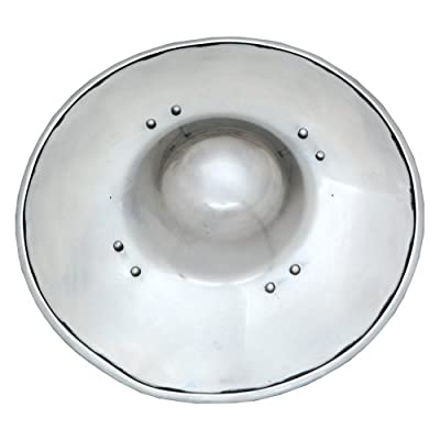 Armor Venue Buckler Shield (Basic) - Metallic - One Size Fit Most Armour
