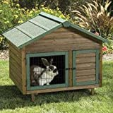 Precision Pet MutiPlex Rabbit Hutch- 33