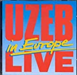 Live in Europe by Uzeb