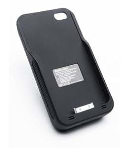Sol SOLIP4CASE Iphone 4 Solar Charging Case