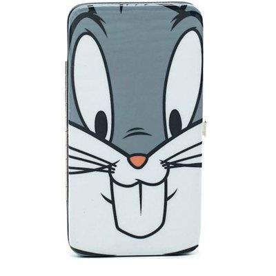 gazzetta-looney-tunes-bugs-bunny-cerniera-frizione-portafoglio