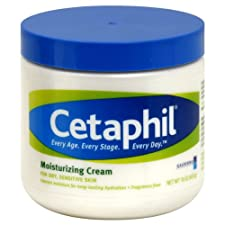 Cetaphil Moisturizing Cream, for Dry, Sensitive Skin, 16 fl oz (473 ml)