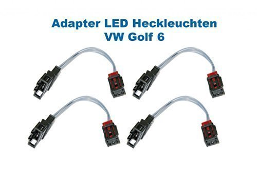 Adapter LED Heckleuchten