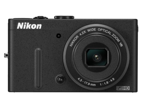 Nikon COOLPIX P310 16.1 MP CMOS Digital Camera with 4.2x Zoom NIKKOR Glass Lens and Full HD 1080p Video
