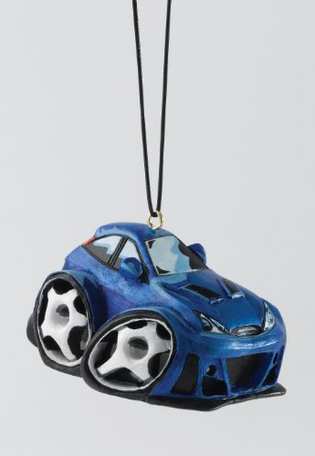 Speed Freaks - Focussed R S Hanging Ornament