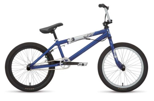 SE Wildman X-Pert Street BMX Bike Metallic Blue 20