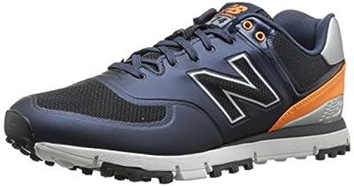 New Balance Men's NBG574B Spikeless Golf Shoe